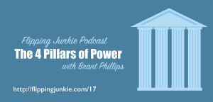 Episode 17: [Foundation] The 4 Pillars of Power: Mindset, Skill set, Environment, Accountability With Brant Phillips