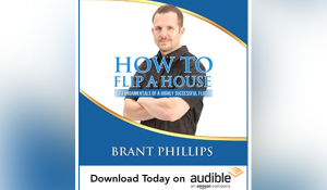How To Flip A House – On Audible.com